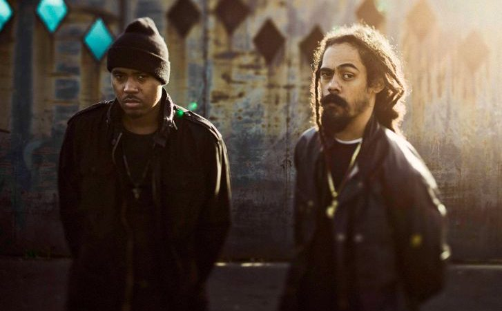 Music : Patience by Nas & Damian Marley