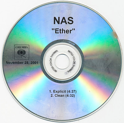 MP3 : Ether by Nas