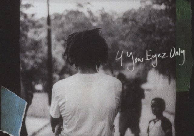 J. Cole – 4 Your Eyez Only (Album)
