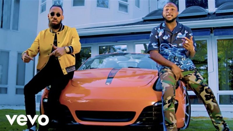 Video : Ride For You by Phyno feat Davido