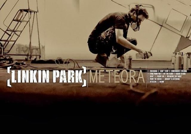 Linkin Park – Meteora (Album)
