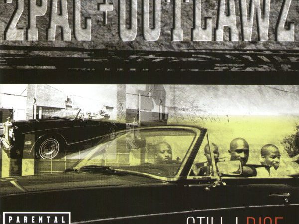 2pac – Still I Rise feat. Outlaws (Album)