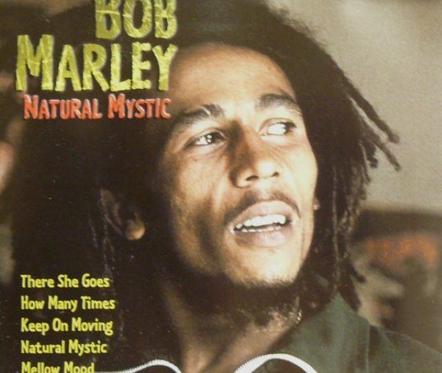 Bob Marley – Natural Mystic (MP3)