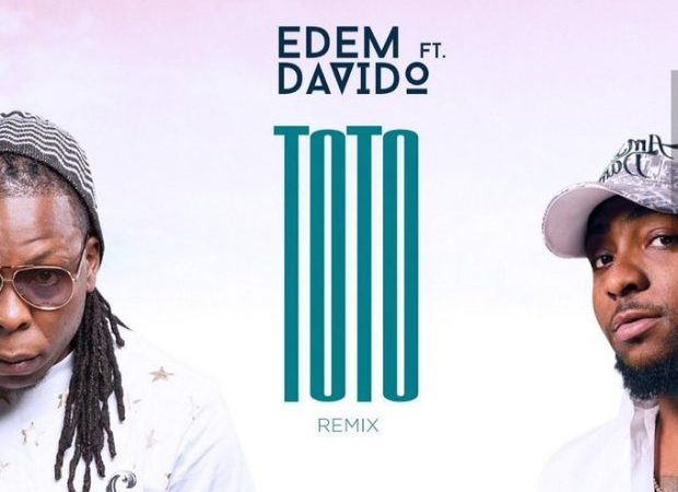 MP3 : Toto by Edem feat Davido
