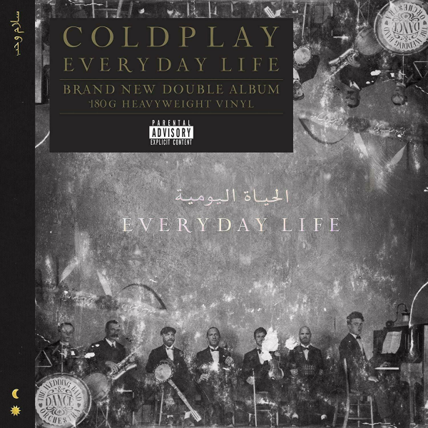 Coldplay – Everyday Life (Album)