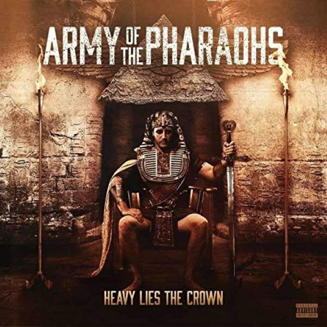 Army of the Pharaohs – Heavy Lies the Crown (Album)