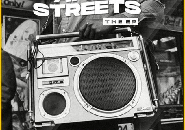 Rexxie – Afro Streets Vol 1 (EP)