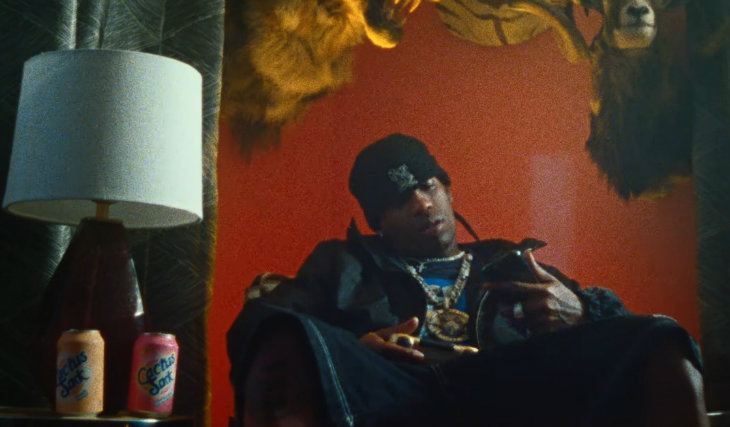 Travis Scott – Out West ft. Young Thug (Video)