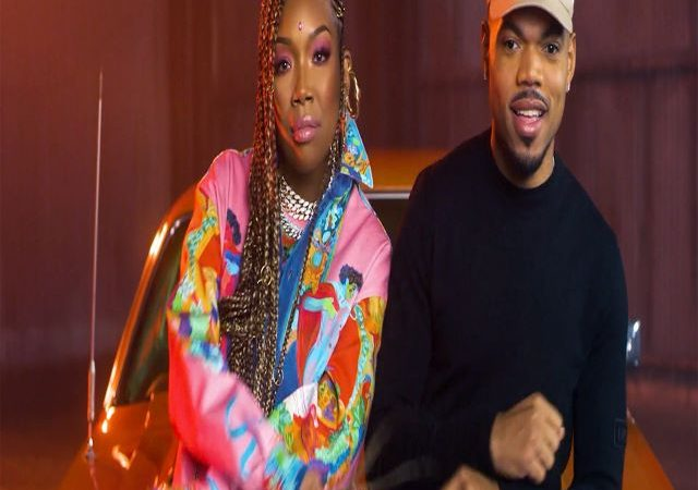 Brandy – Baby Mama ft.   Chance The Rapper (Video)