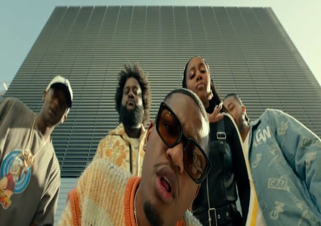 Dreamville – Don't Hit Me Right Now (Video)