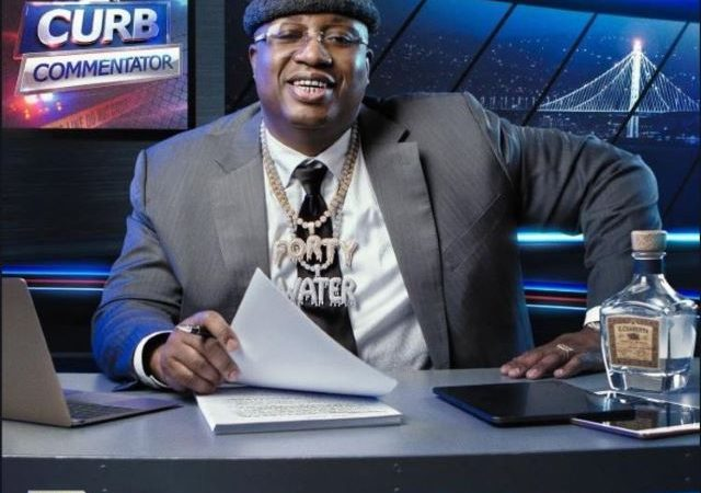 E-40 – The Curb Commentator Channel 1 (EP)