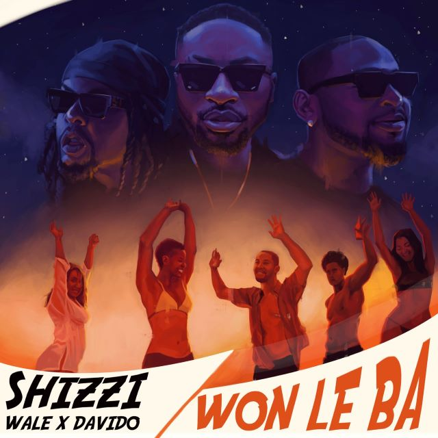 Shizzi- Won Le Ba ft. Davido & Wale (MP3)