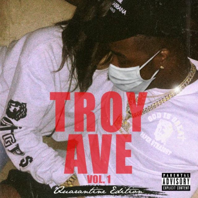 Troy Ave – Troy Ave Vol. 1 (Mixtape)