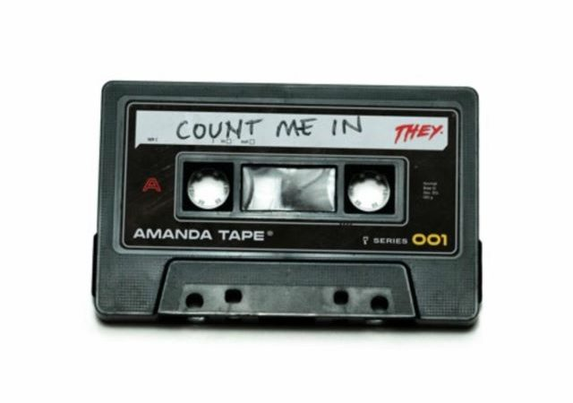 THEY – Count Me In (MP3)