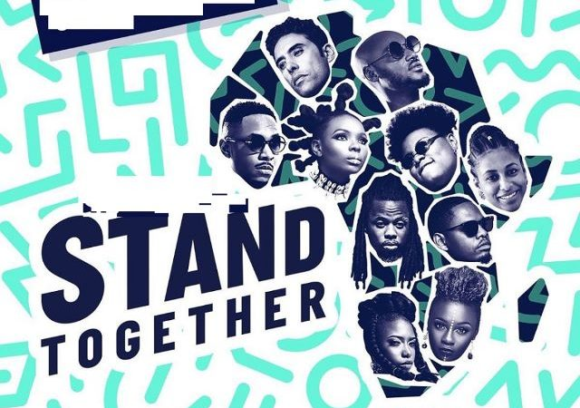 2Baba, Yemi Alade, Teni & More – Stand Together (MP3)