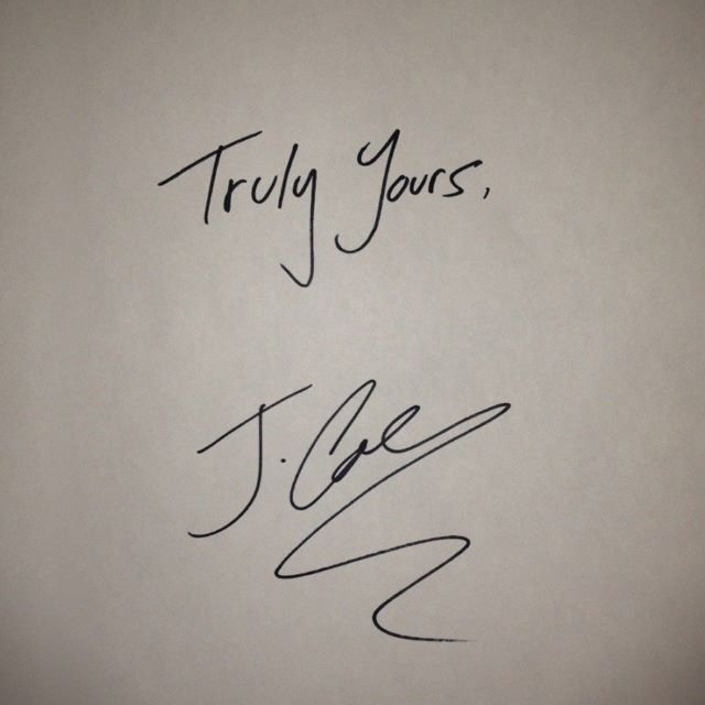 J. Cole – Truly Yours (Album)