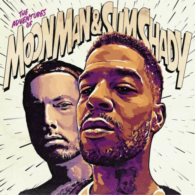 Kid Cudi & Eminem – The Adventures of Moon Man & Slim Shady (MP3)