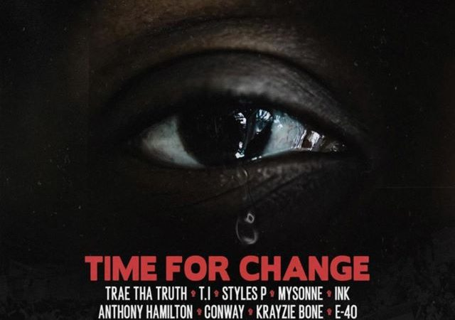 Trae Tha Truth – Time For Change ft. T.I., Styles P & More (MP3)
