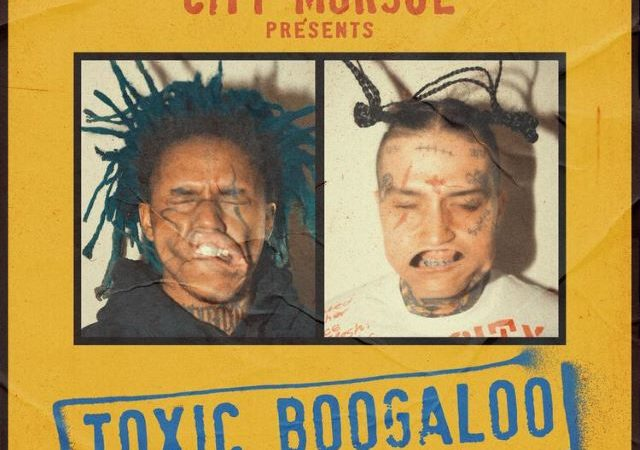 City Morgue – TOXIC BOOGALOO (Album)