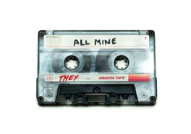 THEY. – All Mine (MP3)