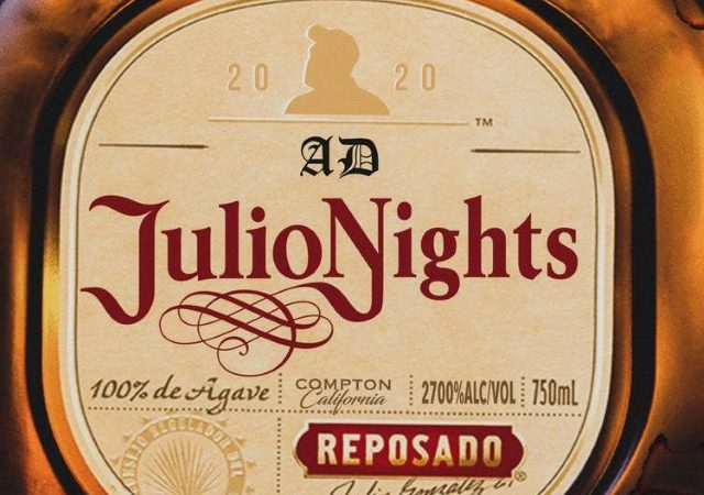 AD – Julio Nights (EP)