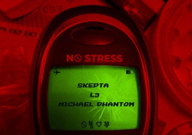 Skepta – No Stress ft. L3 & Michael Phantom (MP3)