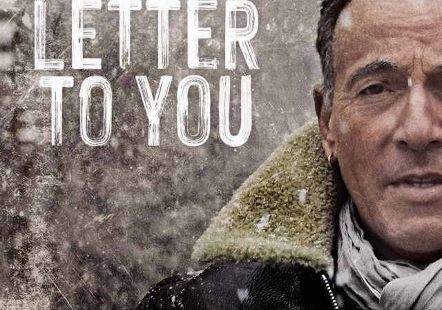 Bruce Springsteen –  Letter to You (Album)