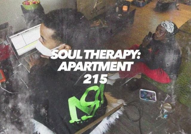 Jozzy – Soul Therapy: APT 215 (EP)