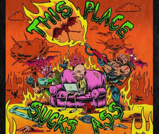 Pup – This Place Sucks Ass (E.P.)