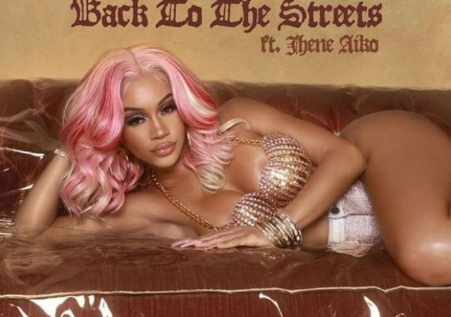 Saweetie – Back To The Streets ft. Jhené Aiko (MP3)