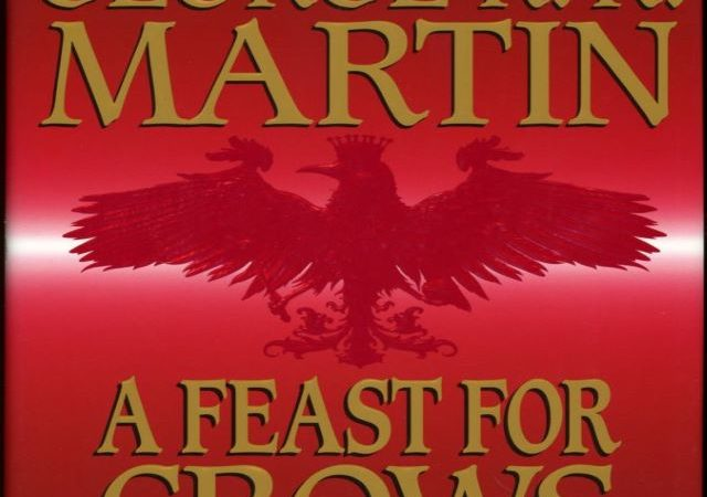 George R R Martin – A Feast for Crows (Audio Book)