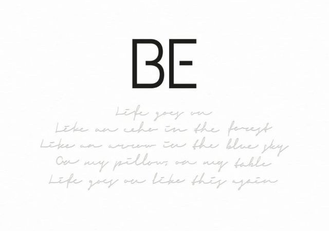BTS – BE (Album)