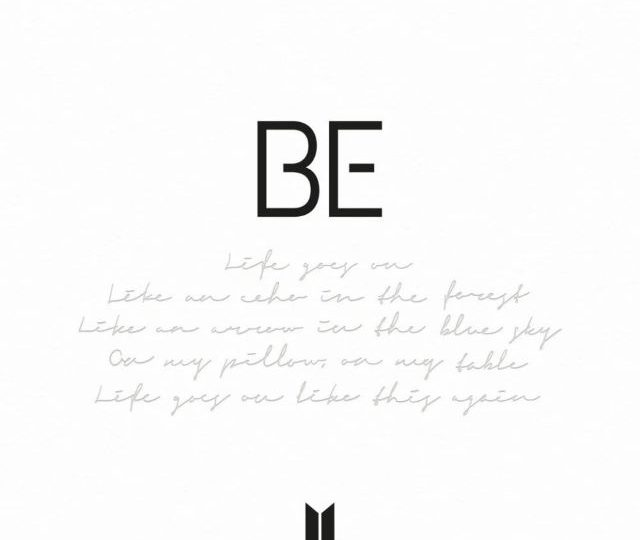 BTS – Blue & Grey (Lyrics)