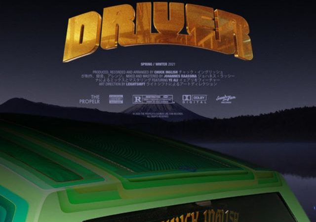 Chuck Inglish – Driver ft. Ye Ali (MP3)