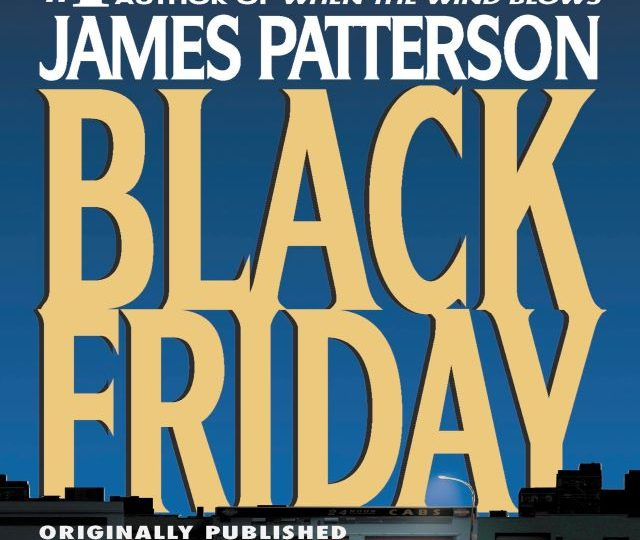 James Patterson – Black Friday (Audio Book)