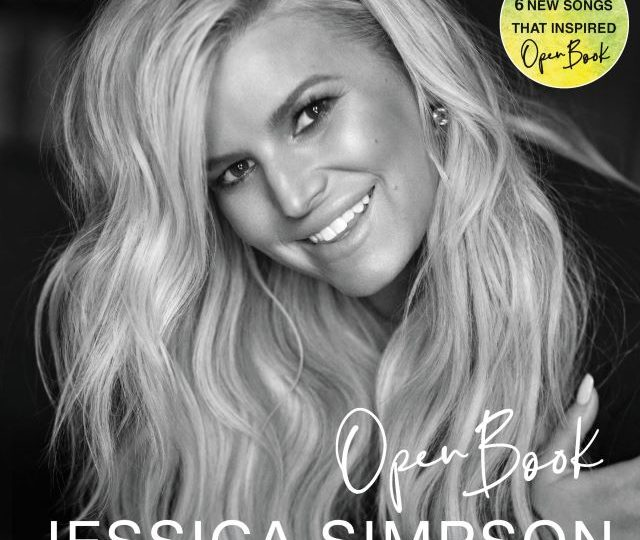 Jessica Simpson – Open Book: A Memoir (Audio Book)