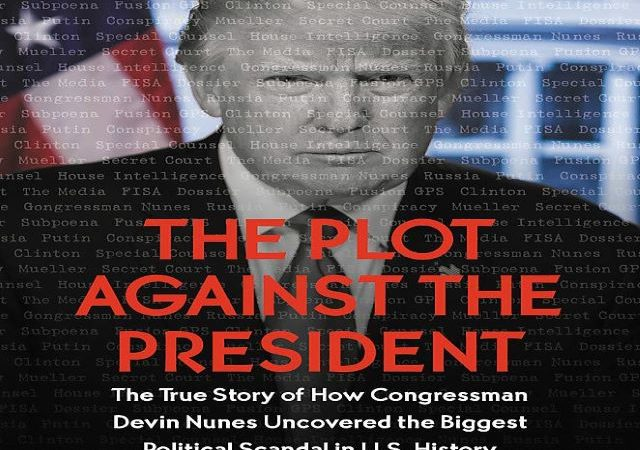 Lee Smith – The Plot Against the President (Audio Book)