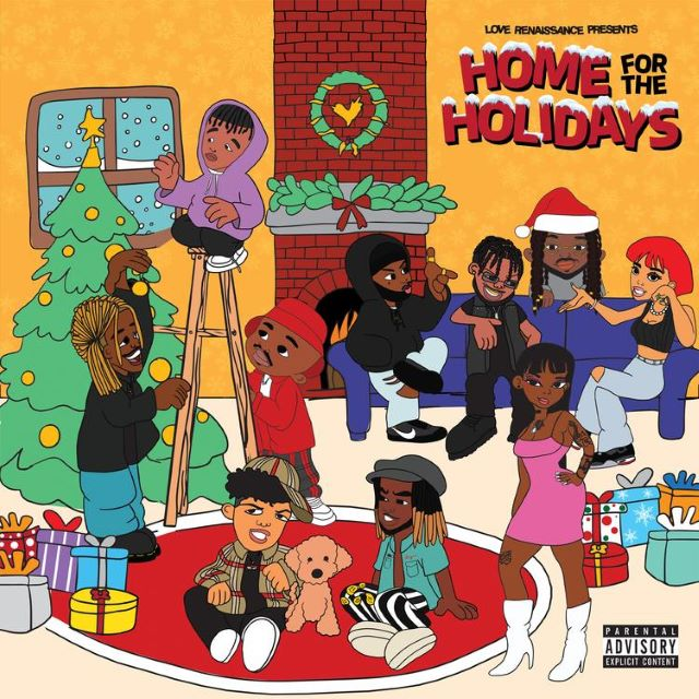 Love Renaissance, 6LACK & Summer Walker – Home For The Holidays (Album)