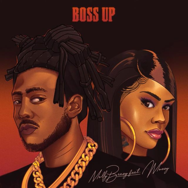 Molly Brazy – Boss Up ft. Mozzy (MP3)