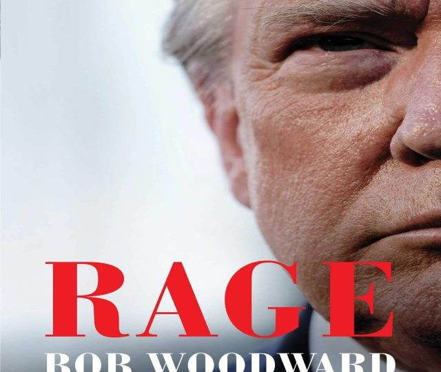 Bob Woodward – Rage (Audio Book)