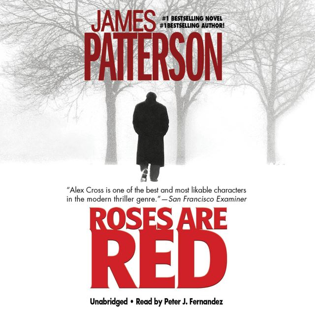 James Patterson – Roses are Red (Audio Book)