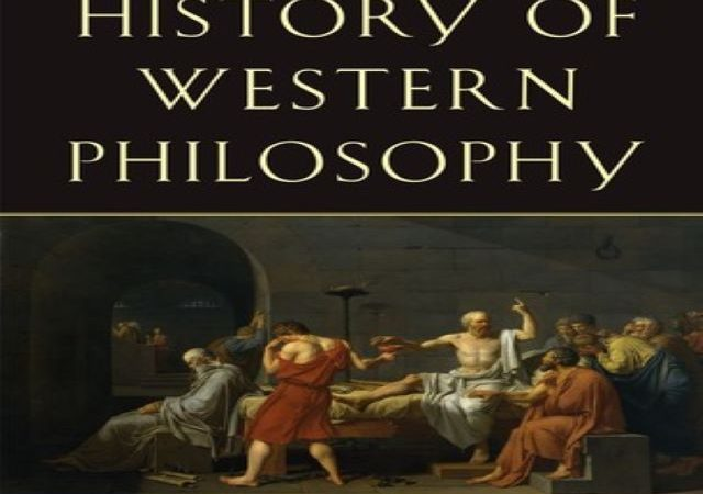 Bertrand Russell – The History Of Western Philosophy (PDF)