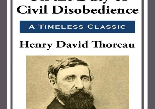 Henry David – On The Duty Of Civil Disobedience (Audio Book)