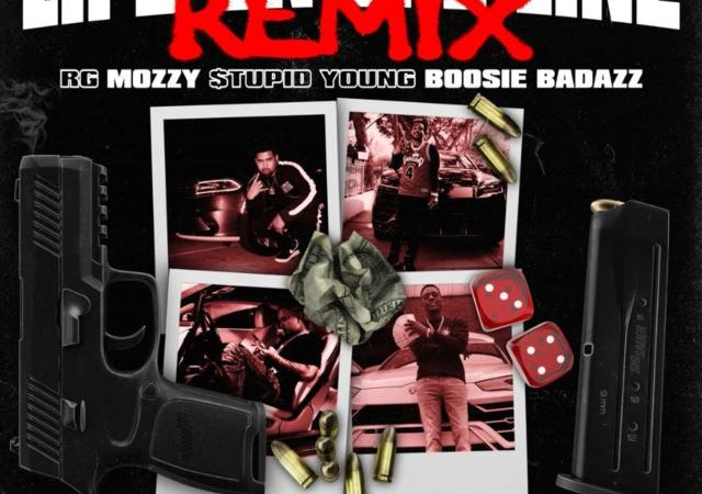 RG – Life On The Line Rmx ft. Boosie Badazz, Mozzy & $tupid Young (MP3)