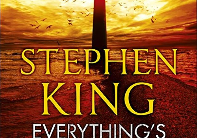 Stephen King – Everything's Eventual (Audio Book)