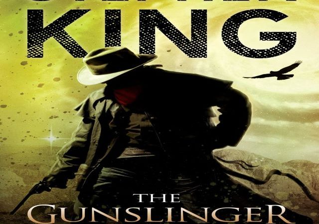 Stephen King – The Dark Tower, The Gunslinger (Audio Book)