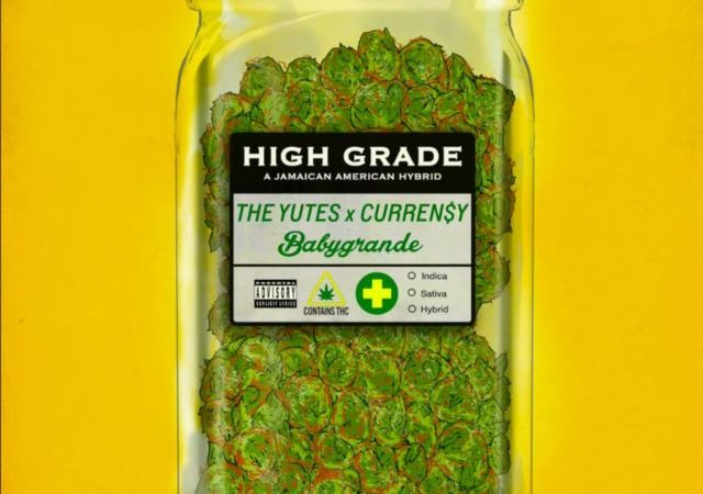 The Yutes – High Grade ft. Curren$y (MP3)