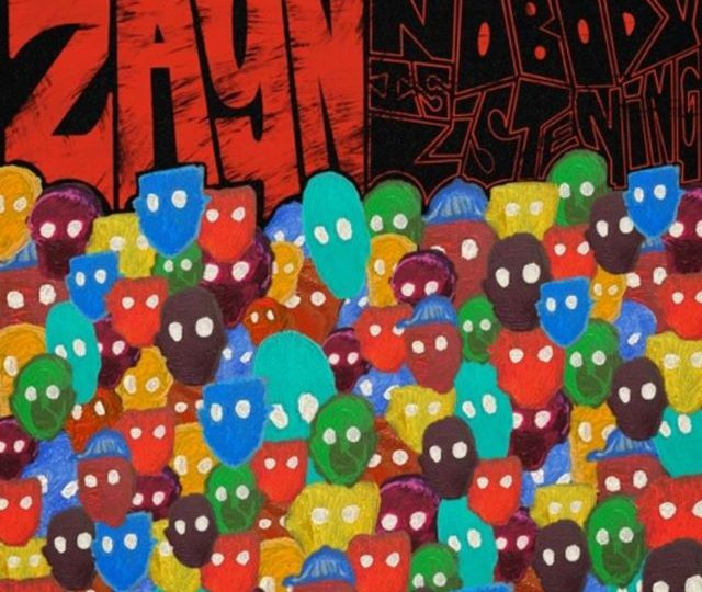 ZAYN – Nobody Is Listening (Album)