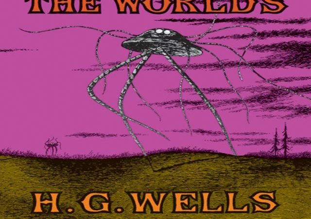 H. G. Wells – The War of the Worlds (Audio Book)