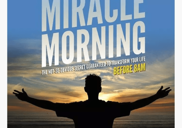 Hal Elrod – The Miracle Morning (PDF)